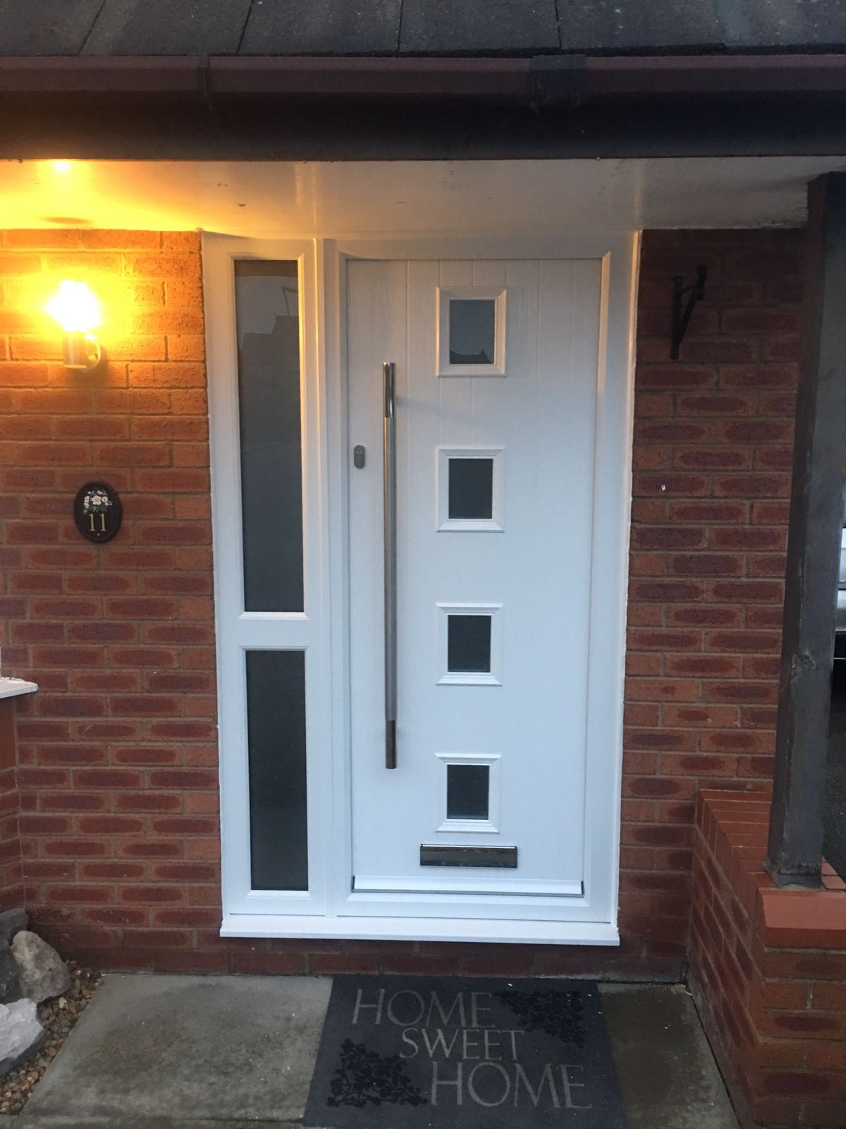 10th january 2017 new range of composite doors for New windows doors